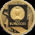 Монета Чемпионат Европы по футболу 2020 (UEFA EURO 2020)