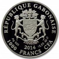 Аверс монеты «Овен-14»