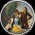 Монета «Зонтик» Франсиско де Гойя-17